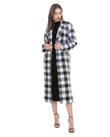Juicy Couture Buffalo Check Coat