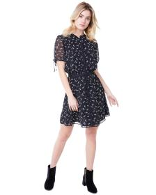 Juicy Couture Charlotte Floral Shirtdress