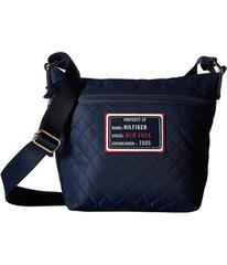 Tommy Hilfiger Nylon Patch - Mini Convertible Hobo