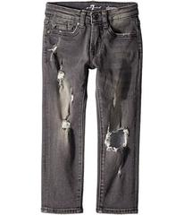 7 For All Mankind Kids Slimmy Slim Straight Jeans