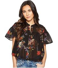 Free People Sweet Escape Button Down Top