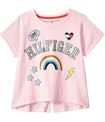 Tommy Hilfiger Kids Patch Tee (Big Kids)