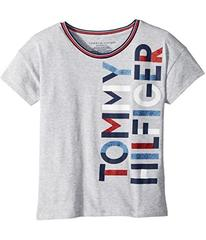 Tommy Hilfiger Kids Sporty Tee (Big Kids)