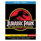 Jurassic Park 25th Anniversary Collection (Blu-Ray