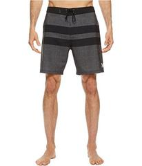"Hurley Phantom Blackball 18"" Boardshorts"