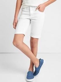 Gap for Good Bermuda Shorts with Defendo