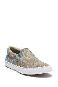 Sperry Cutter Washed Slip-On Sneaker