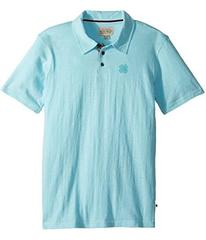Lucky Brand Kids Short Sleeve Washed Polo (Big Kid