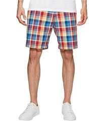 Nautica Madras Plaid Shorts