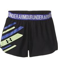 Under Armour Kids Graphic Play Up Shorts (Little K