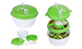 Salad To-Go Container (5-Piece Set)