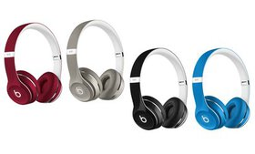 Beats by Dr. Dre Solo 2 Luxe Edition Headphones (G