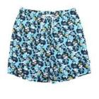 Nautica Abstract Poppyflower Swim Trunks