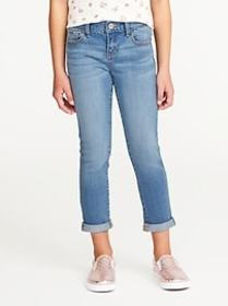 Skinny Denim Capris for Girls