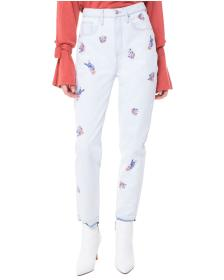 Juicy Couture Wildflower Embroidered Girlfriend Je