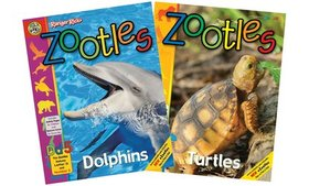 Up to 75% Off Zootles Magazine Subscription