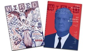 Up to 92% Off Subscriptions to WIRED Magazine