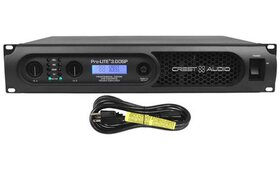 Crest Amp 3150 Watt Light-Weight Power Amplifier P