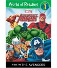 These are The Avengers Level 1 Reader by Disney Bo