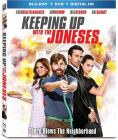 Keeping up with the Joneses (Blu-ray + DVD + Digit
