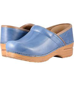 Dansko Blue Scrunch