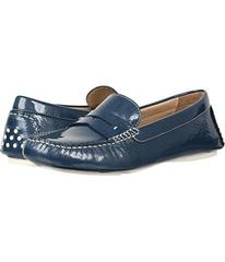 Johnston & Murphy Blue Italian Soft Patent Leather