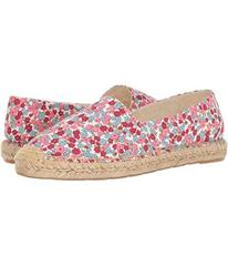 Sam Edelman Pink Multi Mini Floral Print Fabric