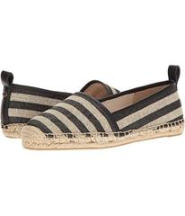 Kate Spade New York Black/Natural Glitter Stripe C