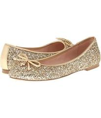Kate Spade New York Gold Glitter/Gold Metallic Nap