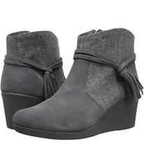 Crocs Leigh Suede Mix Bootie