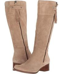 Naturalizer Oatmeal Oily Suede