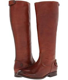Frye Melissa Button Back Zip Extended