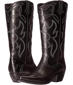 Frye Shane Embroidered Tall