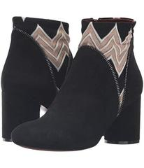 Missoni Inset Print Ankle Boot