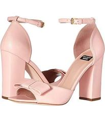 Boutique Moschino Ankle Strap Heel with Bow