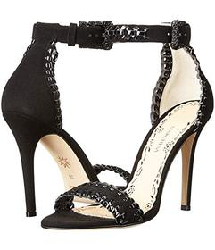 Marchesa Black Suede
