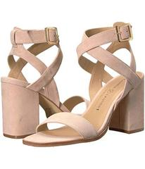 Chinese Laundry Rose Kid Suede