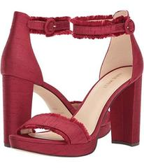 Nine West Red Fabric