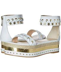 Just Cavalli Calf Leather with Mirror and Rope