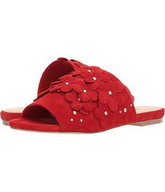 Charles by Charles David Red Suede