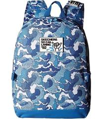SKECHERS Wave Rider Backpack w/ Detachable Lunch B