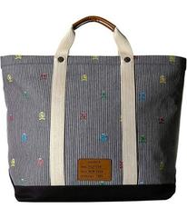 Tommy Hilfiger Winners Circle Tote - Railroad Cres