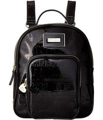 Betsey Johnson Logo Backpack