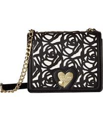 Betsey Johnson Roses Crossbody