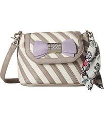 Betsey Johnson Crossbody w/ Scarf