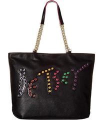 Betsey Johnson Logo Tote