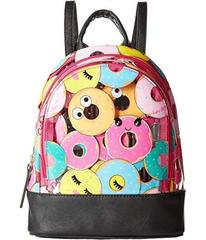 Luv Betsey Jellyy Clear Petite Backpack
