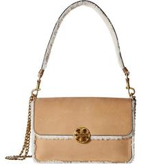 Tory Burch Chelsea Shearling Shoulder Bag