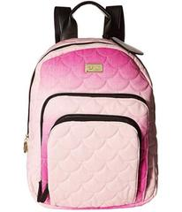 Luv Betsey Jay Canvas Triple Compartment Tonal Bac
