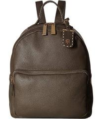 Tommy Hilfiger Julia Pebble Leather Dome Backpack